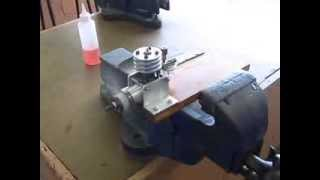 Model Motor Nae Nae College Technology Project