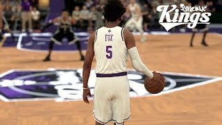 NBA 2K18 PS4 BRONX KINGS MYGM - TEAM REBUILD & RELOCATION PROCESS, THE FUTURE NBA!!! (EP.1)