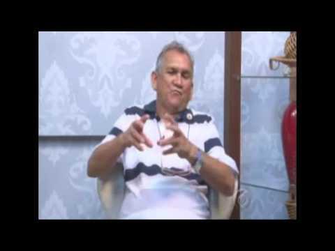O engenheiro Gerino Alves no Papo News - Gente de Opinião