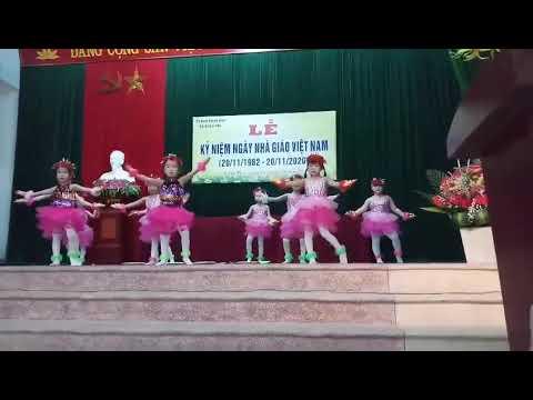 Văn nghệ chào mừng ngày Nhà giáo Việt Nam