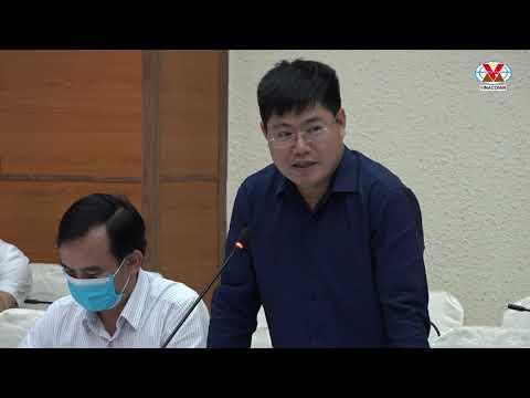 Tổng giám đốc Đặng Thanh Hải chỉ đạo tăng cường các biện pháp phòng chống, kiểm soát dịch Covid-19