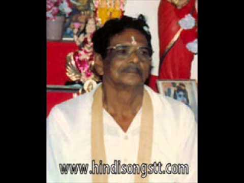 Pandit Mahase Maharaj (Recites an opening Bandana) - 1