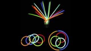 Reviews 8 LumiStick Brand Glowsticks Glow Stick Bracelets Mixed Colors Tube of 100