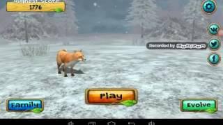 Wild Foxy Sim 3D#02 temos um filhote🐣