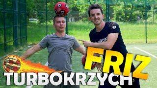 TURBOKRZYCH - FRIZ     odc. 40 PIŁKARSKA YOGA CHALLENGE!
