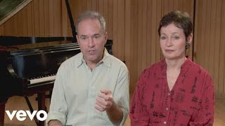 Lynn Ahrens and Stephen Flaherty on How They Work | Legends of Broadway Video Series