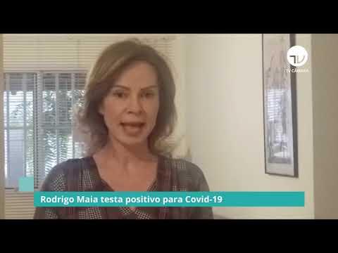 Maia testa positivo para Covid-19 - 16/09/20