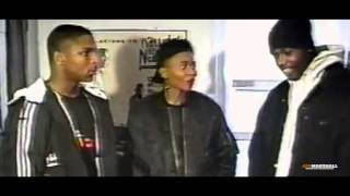 Naughty By Nature - Throwback Interview [1992]