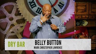 The REAL reason we have belly buttons.  Mark Christopher Lawrence
