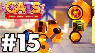 HOW TO WIN EVERY TIME..!!!! | C.A.T.S | Crash Arena Turbo Stars Gameplay Part 15