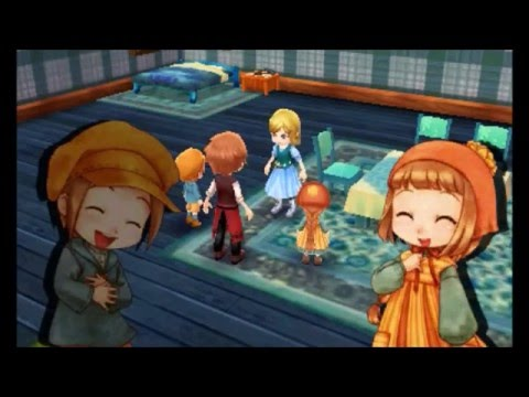 Видео № 1 из игры Story of Seasons [3DS]