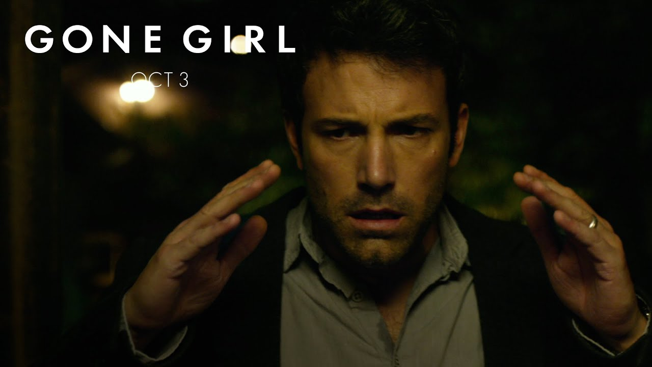 Gone Girl - His