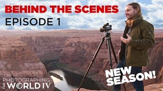 Episode 1: Photographing the World 4 Behind the Scenes