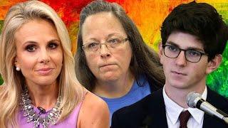 Elisabeth Hasselbeck vs Black Lives Matter, Kentucky Gay Marriage Clerk + Owen Labrie