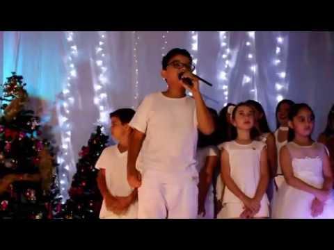 II Musical Encantado de Natal foi sucesso em Amambai