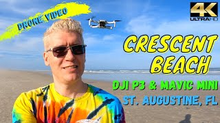 Crescent Beach St. Augustine, FL - Drone Racing