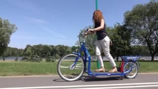 Lopifit в Беларуси, или Как совместить беговую дорожку и велосипед