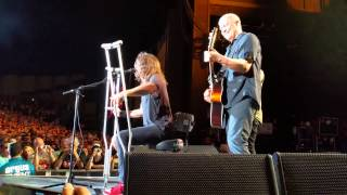 Dave Grohl serenades grown man crying in Denver