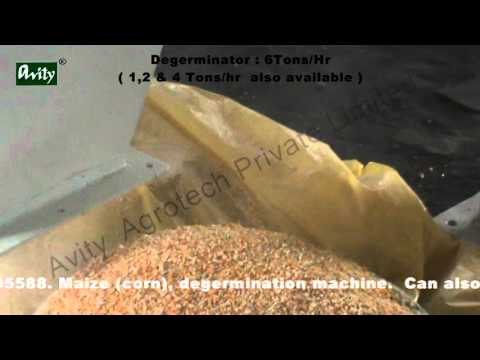 Maize Degerminator