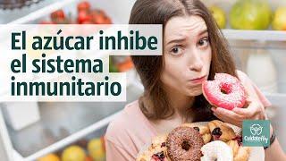 El azúcar inhibe el sistema inmune
