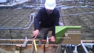 How to Build a Slab Footing