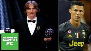 Luka Modric beats Cristiano Ronaldo for FIFA Best Player: Did he deserve it? | ESPN FC