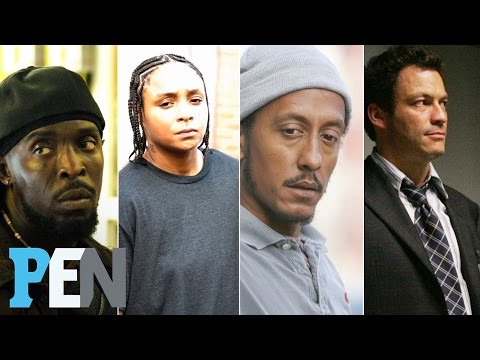 'The Wire' Cast Reminisces About The Legendary HBO Show   PEN   People