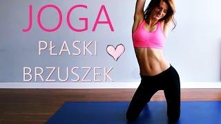 Joga Na Płaski Brzuch ♥ 15 Minutowy Trening Brzucha