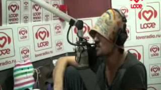 Дима Билан на пижамной вечеринке LOVE RADIO
