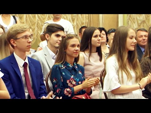 В Ангарске чествовали медалистов
