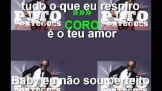 Karaoke Angolano Com Puto Portugues   Eu Não Sou Perfeito
