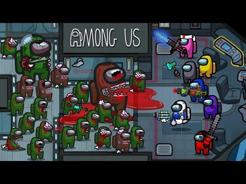 Among Us Zombie FULL Season 1 - Animation