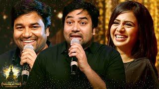 ROFL 🤣: Mirchi Shiva's Semma Tips About Life At Galatta Nakshatra Awards 2019! Full Laughter Ride