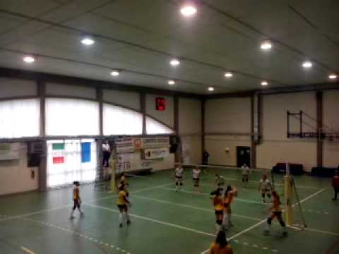 Preview video Finale Foligno - Montelupo 1° set (1^parte)