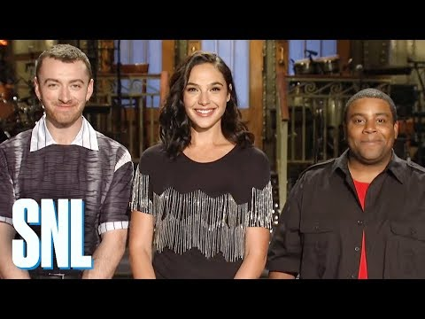 Gal Gadot Can't Compare to Sam Smith - SNL