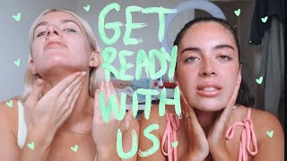 GET READY WITH US! | Sophia and Cinzia