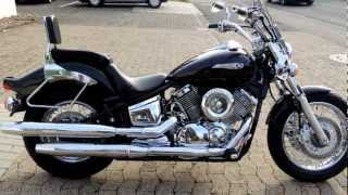 preview picture of video 'Yamaha XVS 1100 Dragstar'