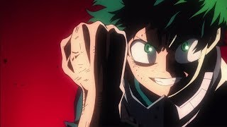 My Hero Academia AMV | Touch Off | UVERworld