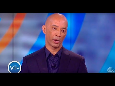 Byron Pitts On Overcoming Adversity | The View