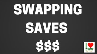 Swapping Saves