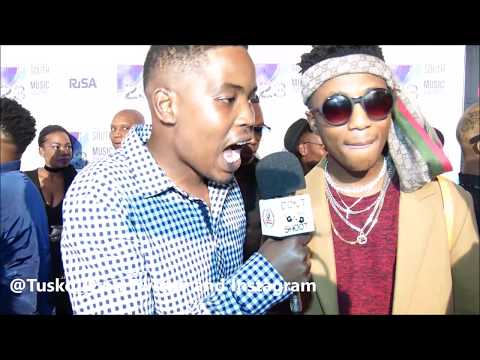 Emtee on stolen songs claims and artists leaving Ambitiouz Entertainment. Ft RawBust Productions