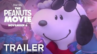 The Peanuts Movie - Official Trailer 2
