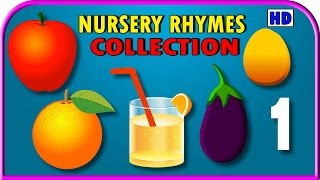 A for Apple Nursery Rhyme And More Rhymes Collection | Nursery Rhymes Songs