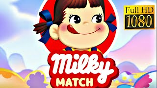 Milky Match Peko Puzzle Game