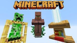 Minecraft 1.14 New & Old Myths [Minecraft Myth Busting 116]