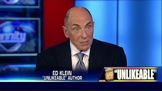 Ed Klein: Clintons and Obamas Are Like Two 'Mafia Families'