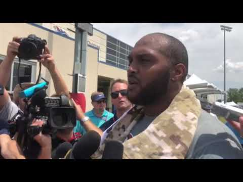 Jurrell Casey tries to clarify his anthem stance