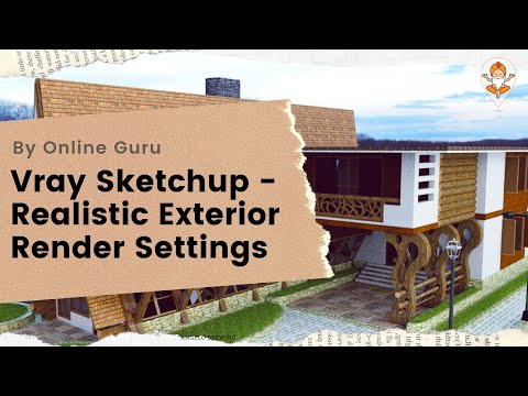 Download Learn Vray Vray Basic Render Settings Hindi Video 3GP Mp4