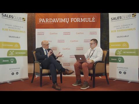 INTERVIU SU KRISTIAN KAAS MORTENSEN: Apie pardavimą, įgūdžius ir sėkmę
