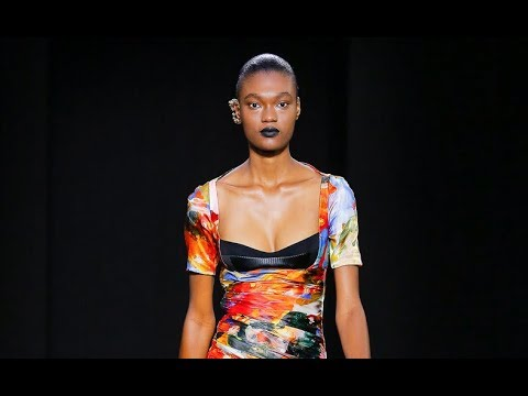 MUGLER Spring Summer 2019 Paris - Fashion Channel